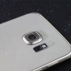 Samsung Galaxy S6 Edge Plus Edzett üveg hátsó kamera lencséje   vakuvédő Samsung Galaxy S6 / S7 Edge számára