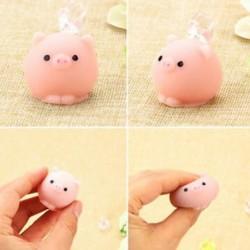 * 11 Mochi lágy állat Squeeze Stretch Compress Squishy szórakoztató gyerekek játék stresszcsökkentő