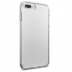 IPhone 7 Plus esetén IPhone 6 7 8 Plus X puha TPU vékony, vékony, átlátszó átlátszó borító tok