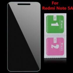 Átlátható Xiaomi Redmi N ... 1x teljes borítású edzett üveg képernyővédő fólia Xiaomi Redmi 5A 4A 4 Mi6