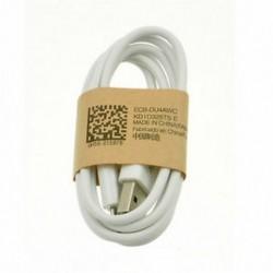 fehér Samsung S3 S4 HTC LG Andriod Telefon 1M Micro USB adatszinkron töltő kábel kábel