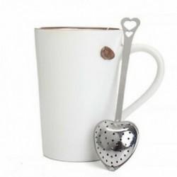 * 4 Rozsdamentes acél tea infúziós gyógynövény fűszer szűrő diffúzor laza levél tea szűrő