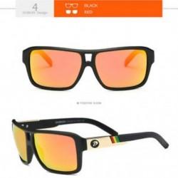 * 4 DUBERY Férfi polarizált napszemüveg kültéri vezetési férfiak női sport szemüveg