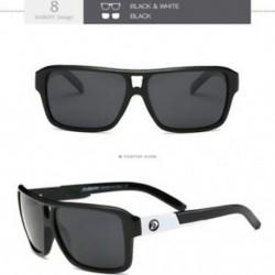 * 8 DUBERY Férfi polarizált napszemüveg kültéri vezetési férfiak női sport szemüveg