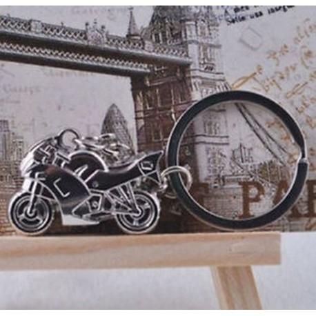 * 36 Motorkerékpár Kreatív fém ötvözet kulcstartó autó kulcstartó Unisex kulcstartó kompass kulcstartó gyűrű