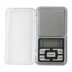 500 g * 0,1 5 kg / 200 g Mini digitális LCD elektronikus mérleg súly zseb ékszer gyémánt skála