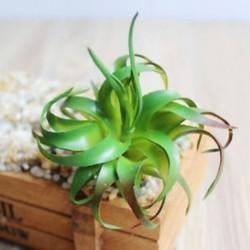 2 * Szimuláció Mini műanyag miniatűr pozsgás növények Otthoni kert Iroda dekoráció