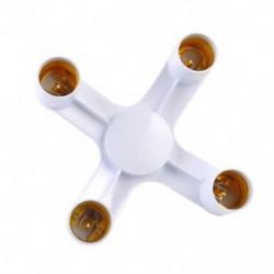 E27 1-4 E27 E27 - 1 / 5E27 alap LED átalakító adapter aljzat Splitter könnyű lámpa izzó tartó