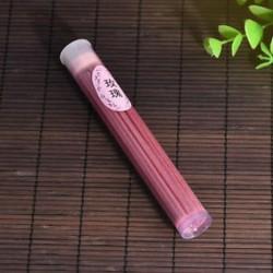 Rózsa 50 pálca füstölő égő Természetes aroma Vanília rózsa szantálfa légfrissítő