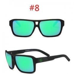 * 8 DUBERY Férfi sportos polarizált vezetési napszemüveg kültéri lovaglással