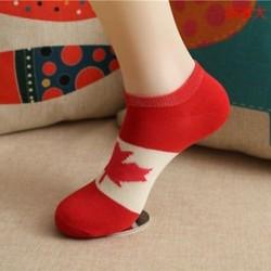 CA Divat férfi női boka zokni alacsony vágású személyzet alkalmi sport szín pamut zokni 1Pair