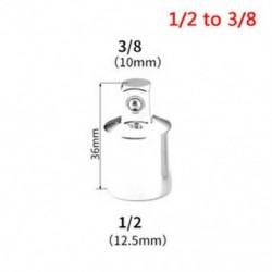 1/2 - 3/8 Női-Férfi Dugaszoló adapter 1 / 2`` 1 / 4`` 3 / 8`` Ratchet Drive Converter Fashion