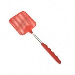 Piros Meghosszabbítható 73 cm-es teleszkópos szúnyoghullámú pelyhesítő műanyag megakadályozza a pogácsát
