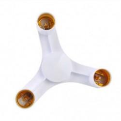 E27 1-3 E27 3/4/5 in 1 E27 LED fénylámpa alapadaptere izzótartó átalakító foglalat elosztó