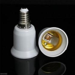 E14 - E27 3/4/5 in 1 E27 LED fénylámpa alapadaptere izzótartó átalakító foglalat elosztó