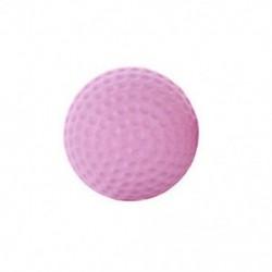 Rózsaszín 2X Gumi fali védőburkolatok Pad DoorKnob fogantyú lökhárító zárófedele Öntapadós Új