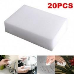 20PCS Magic Sponge Eraser Többfunkciós tisztító Melamin Cleaner Pad hab