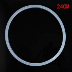 24cm Cseréje szilikon gumi tiszta tömítés otthoni nyomás sütő tömítés gyűrű 22-30cm