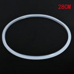 28cm Cseréje szilikon gumi tiszta tömítés otthoni nyomás sütő tömítés gyűrű 22-30cm