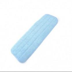 Kék Gyakorlati háztartási portisztító újrafelhasználható mikroszálas betétes szerszám új spray-hez