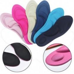 1Pair 4D puha szivacs fájdalomcsillapító talpbetét arch támogatása cipőpárna lábápolásának vágásához