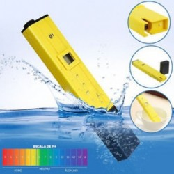 Ph mérők TDS Tester   Digitális Ph Meter Aquarium Pool Hydroponic Water Monitor 0-9999 PPM P