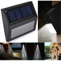 1 Pack-6 LED 48/90/144 LED napelemes tápegység Kerti lámpa Spotlight gyep tájképek vízálló