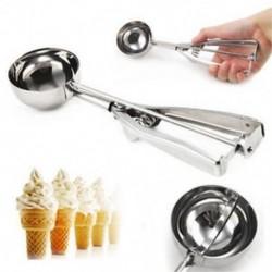 Konyha rozsdamentes acél fagylalt lapát kanál fagylalt burgonya eszköz