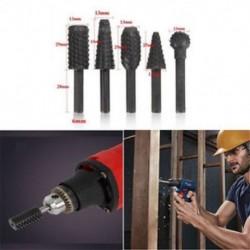Titanium 10 Step Drill Bit 1/4 &quot - 1-3 / 8&quot  hüvelykes szerszámkészlet fém műanyag fához