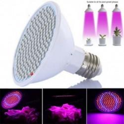 Fényes 30W 200 LED-es növekvő fény E27 lámpa izzó növényi hidroponikus teljes spektrumhoz
