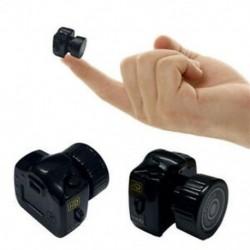 Legkisebb kamera Mini videokamera felvevő Videó DVR kém Rejtett pinhole Web Cam JP