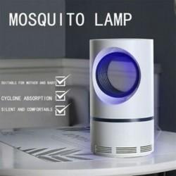 Elektromos légzsák Zapper szúnyog rovar gyilkos LED fénycsapda lámpa kártevő-szabályozás