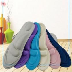 1Pair Soft 4D szivacs fájdalomcsillapító talpbetét arch támogatása cipőpárna lábápolásának vágásához