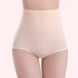 Bőr Női Body Shaper Control Slim púpos magas derék nadrágos nadrág Shapewear fehérnemű