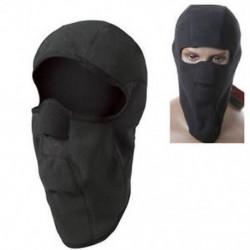 Férfi motorkerékpár termál gyapjú balaclava nyak téli sí teljes arc maszk sapka fedél