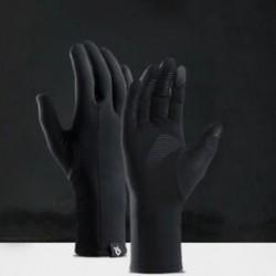 M Vízálló téli termikus teljes ujj meleg kesztyű Kerékpározás csúszásgátló érintőképernyő