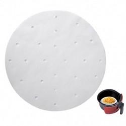 100db 23cm-es Fehér - Tapadásmentes sütőlap párolóhoz - sütőhöz - olajsütőhöz - T6P1