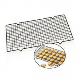 1 db szénacél tapadásmentes hűtőtartó hűtőrács sütőtálca Biscui L7U1