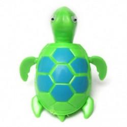 Úszó úszós teknős nyári játék gyerekeknek Gyerek gyermekek számára Ba T0K2 medence