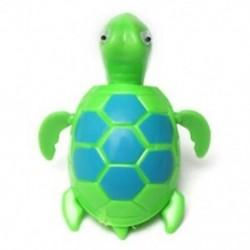 2X (Úszó úszós teknős nyári játék gyerekeknek Gyerek gyermekek számára medence P8R1