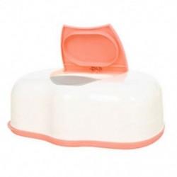 Tissue Case Baby wipes Box műanyag nedves szövet automata tokápoló. Accessori R7F5