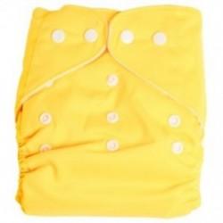 1X (állítható, újrafelhasználható, mosható, egy méretű, gyapjúpelenka pelenka pelenkákhoz, pelenka 1 Q8P3