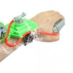 2X (Kézi vízpermetező, Nyári gyermekek csuklójának vízsugaras tengerparti vízi játék E6Y3
