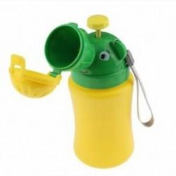 2X (húgycsöves hordozható üveg gyermekek számára sürgősségi piszoár utazási kiegészítő E2V3