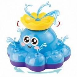 senleer Fürdőjátékok, polip vízpermet (véletlenszerű színű) játékfunkció úszó X6T1