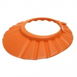 6X (Baby Shower samponozó fürdővédő állítható sapka Zuhanysapka új (vagy L1B2