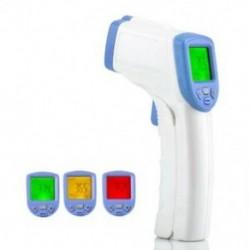 Babaápolási digitális infravörös hőmérő elektronikus testhőmérő, nem folytatódó E0R7