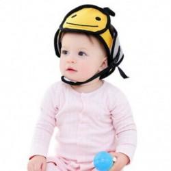 2X (Gyerek bukósisak baba lökhárító kupakkal, ütközésálló sapka P A6S2