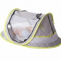 1X (baba utazóágy, hordozható baba strand sátor, UPF 50  napernyő, Baby Trav Y2Y8.)