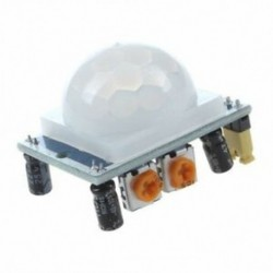 HC-SR501 emberi érzékelő modul Piroelektromos infravörös kék T1D9